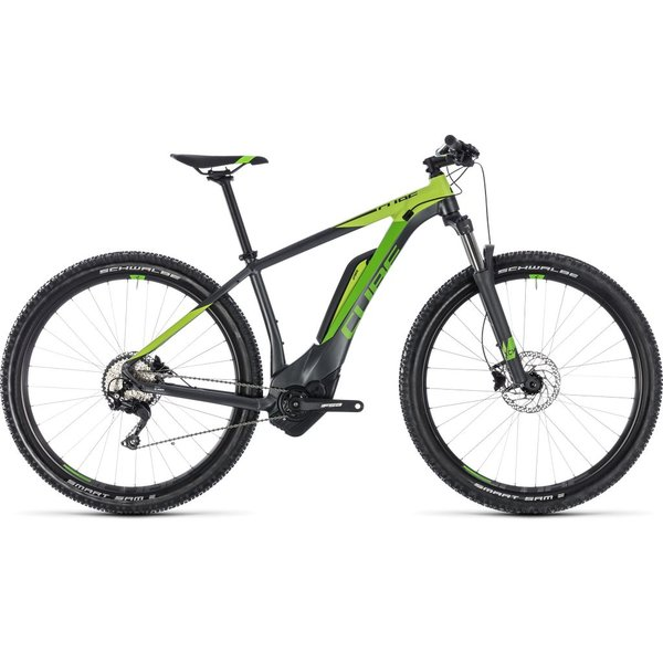 REACTION HYBRID PRO 500 2018 (IRIDIUM & GREEN)
