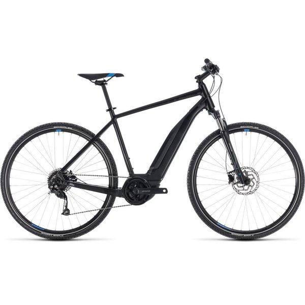 CROSS HYBRID ONE 400 2018 (BLACK & BLUE)