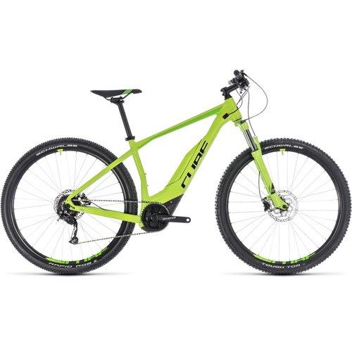CUBE ACID HYBRID ONE 400 29 2018 (GREEN & BLACK)