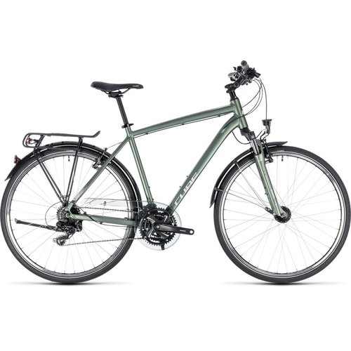CUBE TOURING 2018 (GREEN & SILVER)