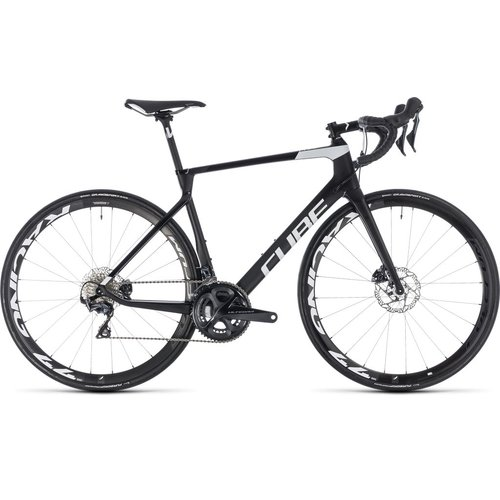 CUBE AGREE C62 RACE DISC 2018 (CARBON & WHITE)
