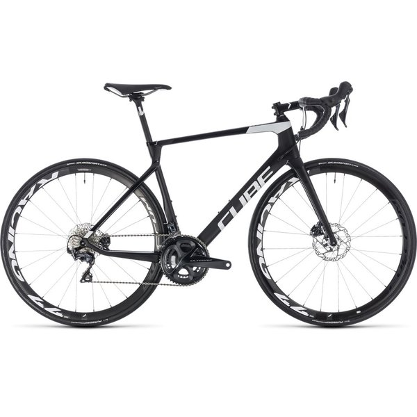 AGREE C62 RACE DISC 2018 (CARBON & WHITE)