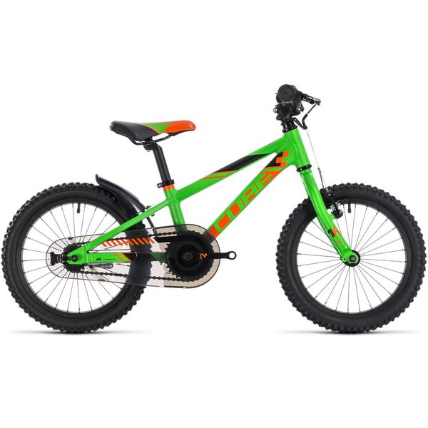 KID 160 2018 (FLASHGREEN & ORANGE) 16""