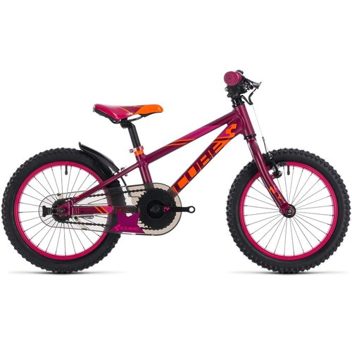 CUBE KID 160 GIRL 2018 (BERRY & PINK) 16""