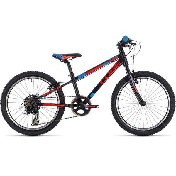 KID 200 2018 (BLACK FLASHRED & BLUE) 20""