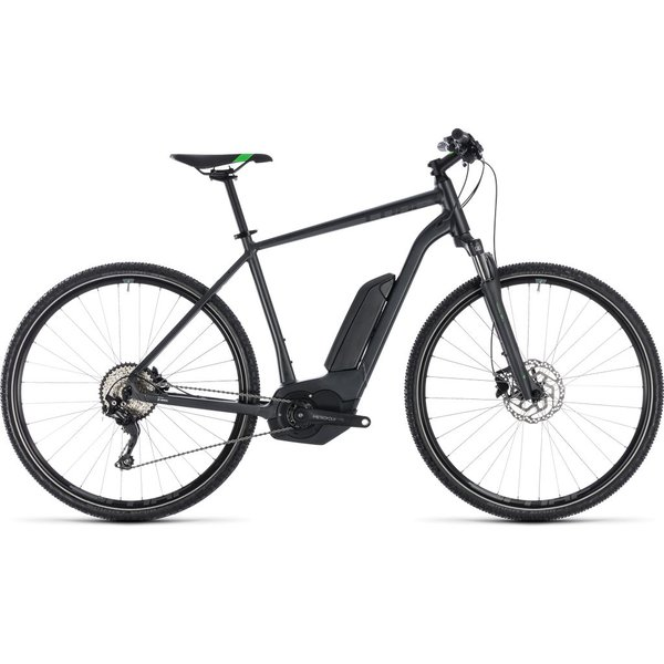 CROSS HYBRID PRO 400 2018 (GREY & GREEN)