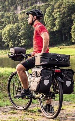 BAGS AND PANNIER