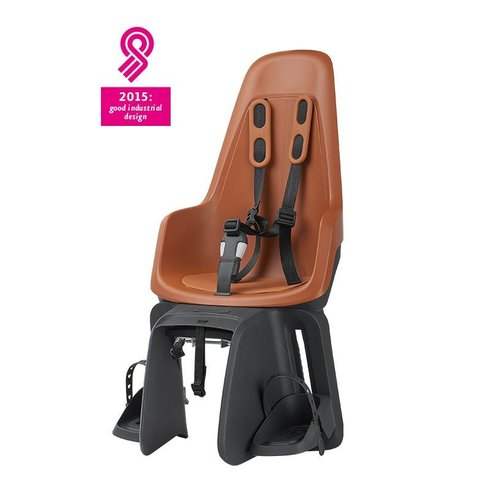 BOBIKE ONE MAXI REAR CHILDSEAT CARRIER FITTED