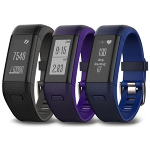 GARMIN VIVOSMART HR+ GPS WATCH