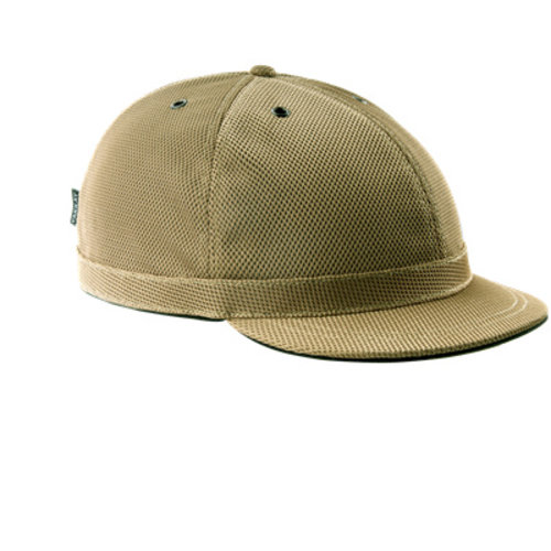 YAKKAY CAMBRIDGE GOLD HELMET COVER MEDIUM ONLY