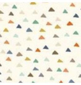 Makower/Andover 1734 Q, Baby Jungle Triangles