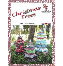 QuiltBites Christmas Tree Patroon
