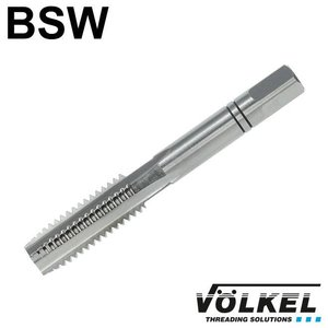 Völkel Handtap middensnijder, ≈ DIN 352, HSS-G, BSW 2'' x 4.1/2