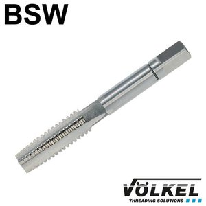 Völkel Handtap voorsnijder, ≈ DIN 352, HSS-G, BSW 2.1/2 x 4
