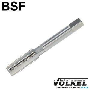 Völkel Handtap eindsnijder, ≈ DIN 2181, HSS-G, BSF 3/4 x 12