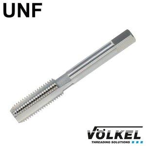 Völkel Handtap eindsnijder, ≈ DIN 2181, HSS-G, linkse draad UNF 7/8 x 14