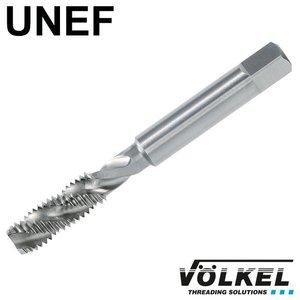 Völkel Machinetap, ISO 529, HSS-E, vorm C / 35° RSP met rechtsspiraal, UNEF Nr. 12 x 32