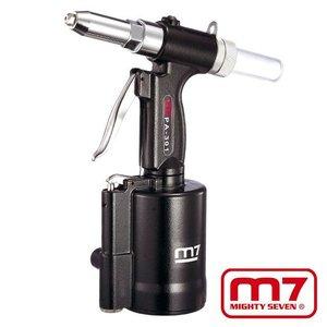 Mighy-Seven Pneumatische blindklinktang 2.4, 3.2, 4.0, 4.8mm