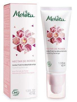 Melvita Nectar De Roses - Gesichtsgel - erfirschend