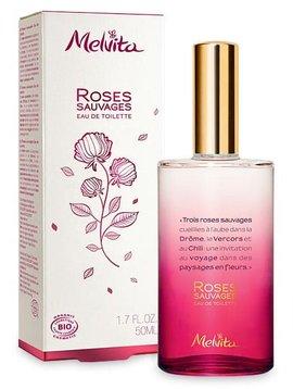 Melvita Roses Sauvages - Eau de Toilette