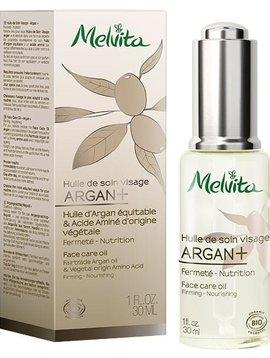 Melvita Argan+ - Gesichtspflegeöl mit Aminosäure