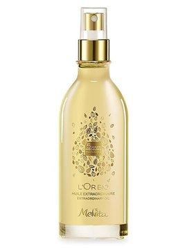 Melvita L'Or Bio - Trockenöl - für Körper, Gesicht und Haar - Spray