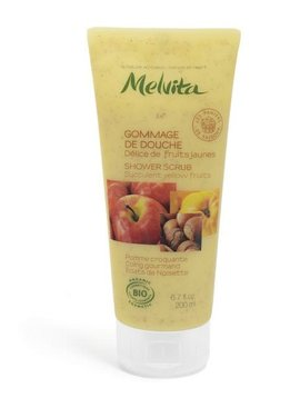 Melvita Duschpeeling - gelbe Früchte