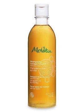Melvita Shampoo - häufige Haarwäsche - alle Haartypen