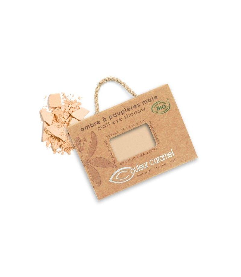 Couleur Caramel Lidschatten n°011 - rosa beige matt - refill