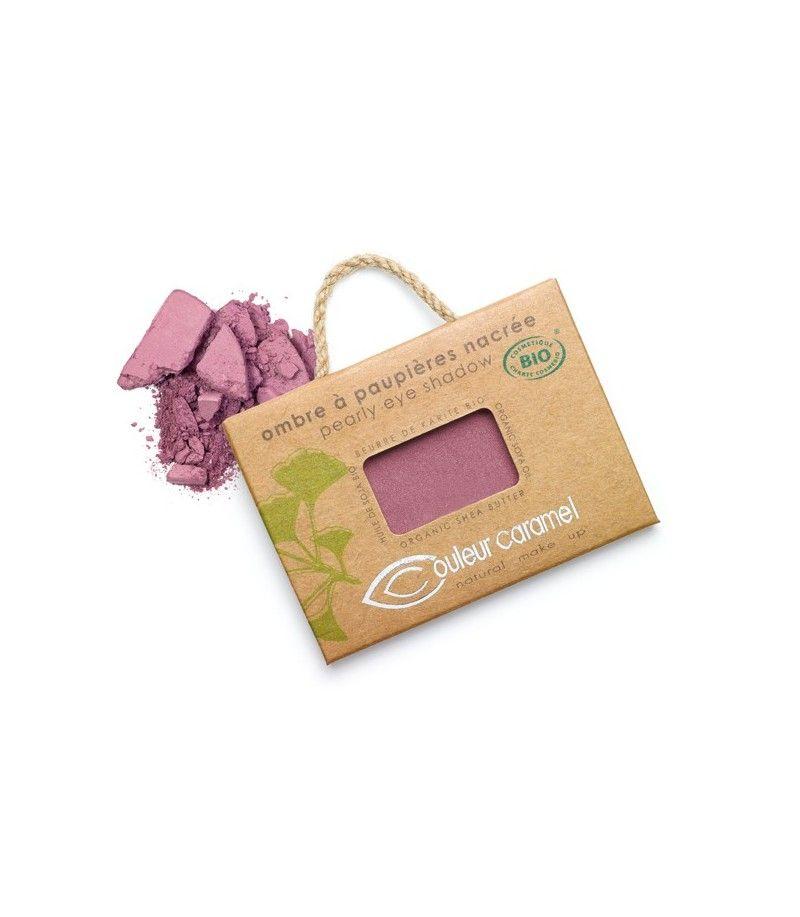 Couleur Caramel Lidschatten n°037 - pflaume perlmutt - refill
