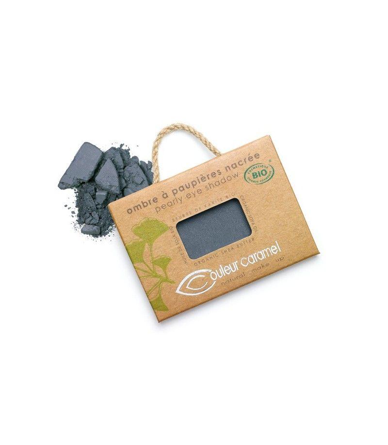 Couleur Caramel Lidschatten n°049 - anthrazit grau perlmutt - refill