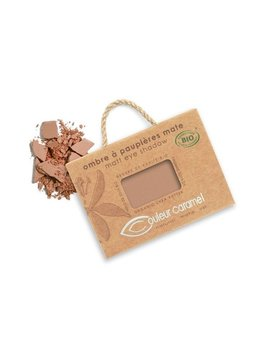 Couleur Caramel Lidschatten n°080 - kakao matt - refill