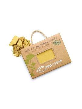 Couleur Caramel Lidschatten n°109 - golden blatt matt - refill