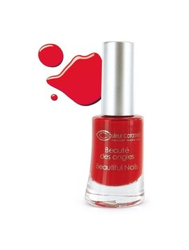 Couleur Caramel Nagellack n°23 - rubin lackiert