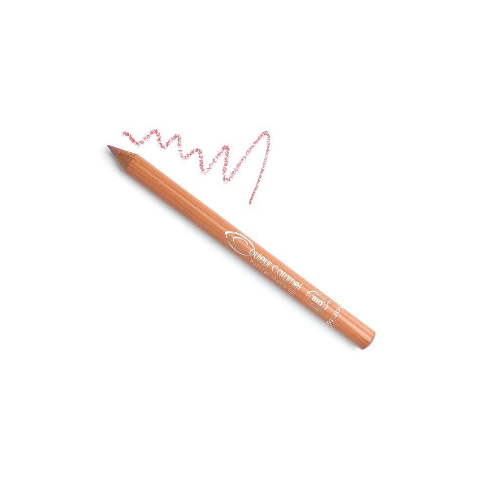 Couleur Caramel Kajalstift n°43 - Lippen - beige zartrosa