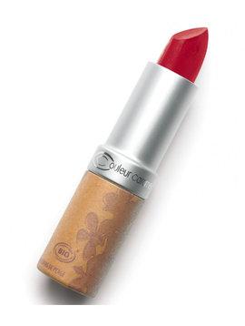 Couleur Caramel Lippenstift n°122 - johannisbeerrot matt