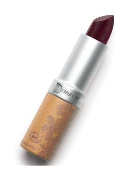 Couleur Caramel Lippenstift n°124 - burgunderrot matt