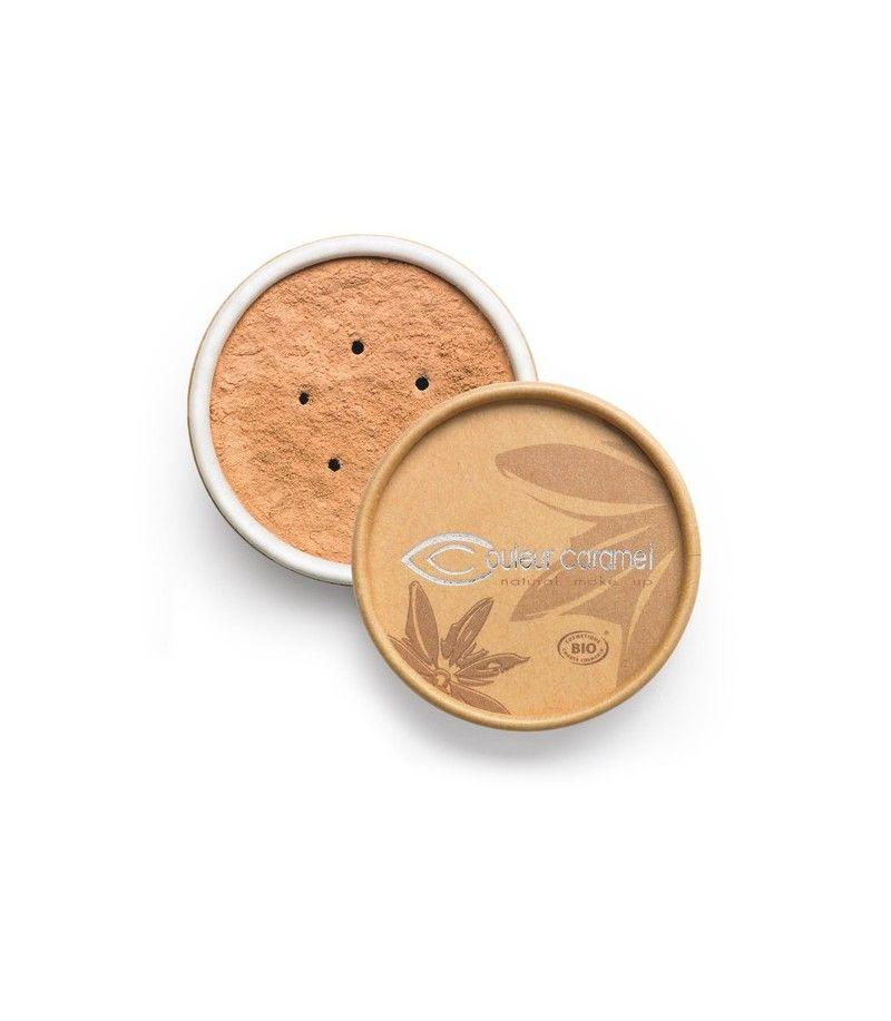 Couleur Caramel Bio Mineral Make-Up n°05 - orange beige