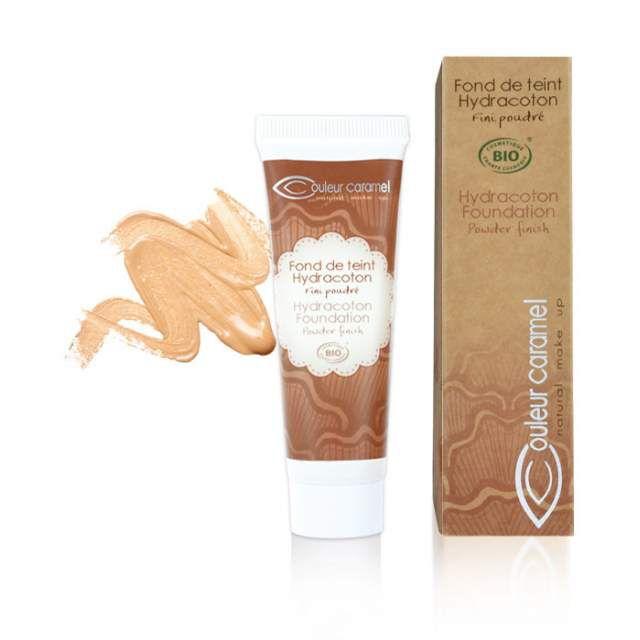 Couleur Caramel Hydracoton Make-Up n°13 - aprikose