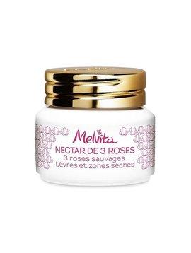 Melvita 3-Rosen-Nektar - für Lippen und trockene Stellen