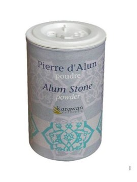 Karawan Authentic Alaun-Puder Streuer Fairtrade