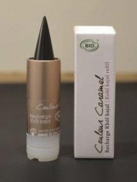 Couleur Caramel Signature - Kohl-Kajal Schwarz Refill