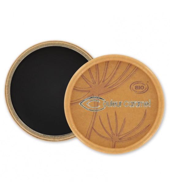 Couleur Caramel Creme-Eyeliner - schwarz