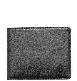 Nixon Nixon, Arc Bi-Fold Wallet, black