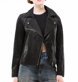 Dr.Denim Dr.Denim, Kate Biker Jacket, black, XS
