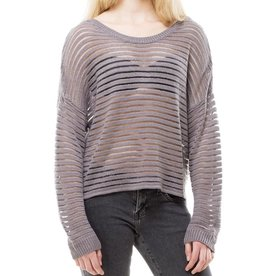Dr.Denim Dr.Denim, Lauren Sweater, felinegrey, M