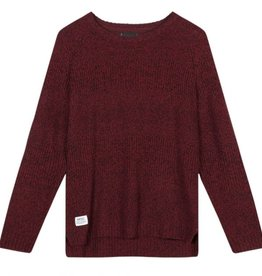 WeSC, Bobbo Sweater, ketchup red, XL