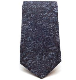 Einstoffen Einstoffen, Clarence Worley Krawatte, dunkelblau/hellblau
