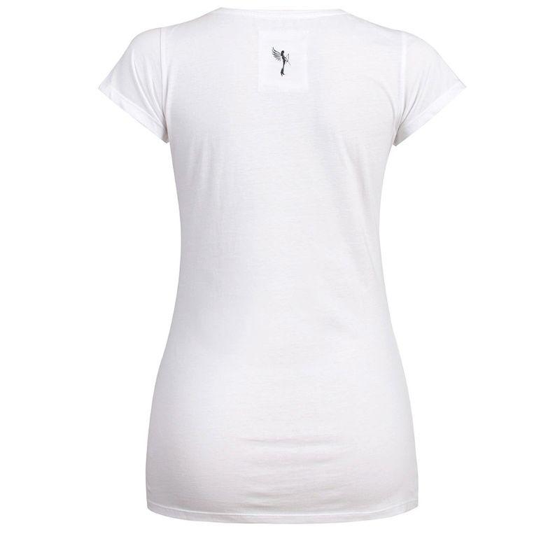 armedangels armedagels, Grace Seas T-Shirt, white, XS