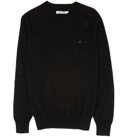 Ben Sherman Ben Sherman, The Crew Neck, jet black, L